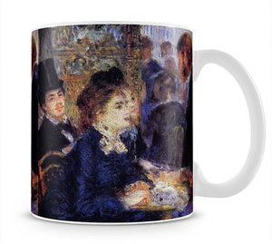 In the Cafe by Renoir Mug - Canvas Art Rocks - 1