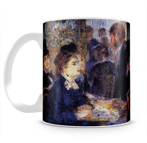 In the Cafe by Renoir Mug - Canvas Art Rocks - 2