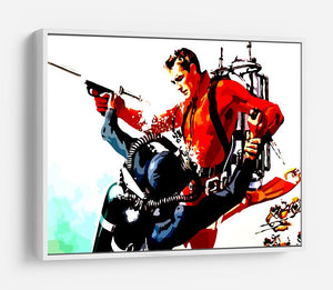 James Bond Thunderball HD Metal Print