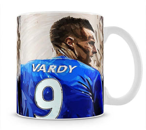Jamie Vardy Mug - Canvas Art Rocks - 1