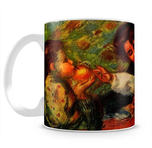 Jean Renoir and Gabrielle by Renoir Mug - Canvas Art Rocks - 2