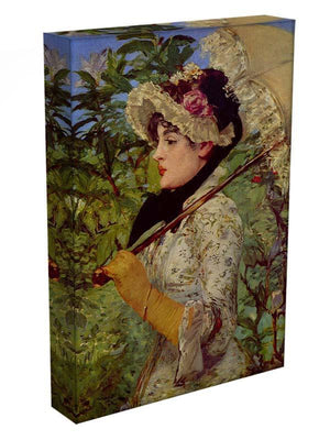 Jeanne by Manet Canvas Print or Poster - Canvas Art Rocks - 3