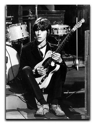 Jeff Beck in 1967 Canvas Print or Poster - Canvas Art Rocks - 1