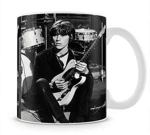 Jeff Beck in 1967 Mug - Canvas Art Rocks - 1
