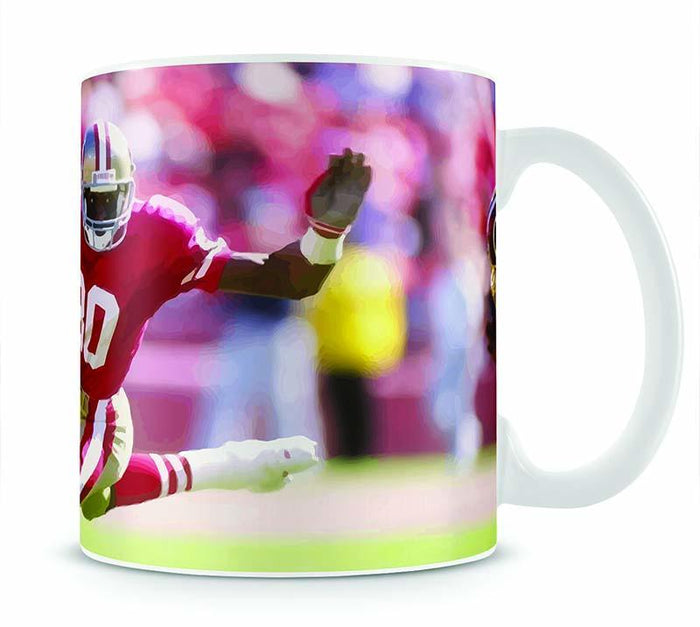 Jerry Rice San Francisco Mug