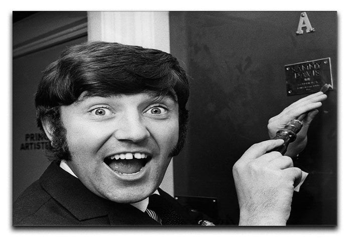 Jimmy Tarbuck Canvas Print or Poster