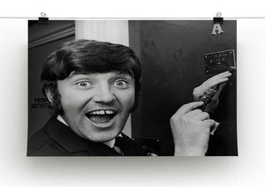 Jimmy Tarbuck Canvas Print or Poster - Canvas Art Rocks - 2