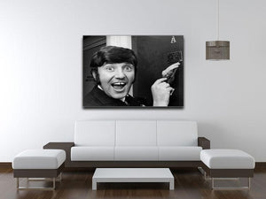 Jimmy Tarbuck Canvas Print or Poster - Canvas Art Rocks - 4