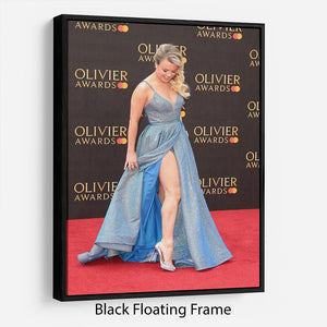 Joanne Clifton Floating Frame Canvas - Canvas Art Rocks - 1