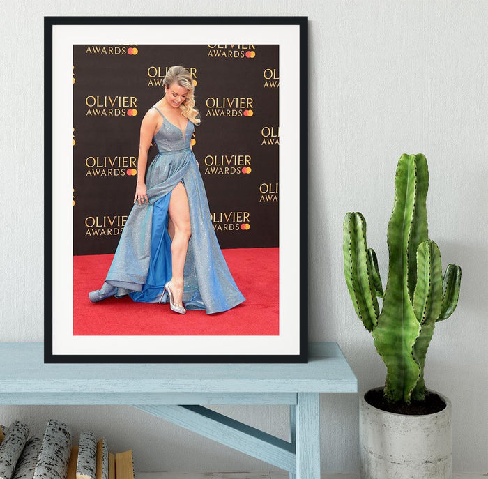Joanne Clifton Framed Print