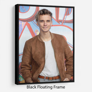 Joe Sugg Floating Frame Canvas - Canvas Art Rocks - 1