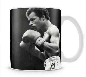 John Conteh boxer Mug - Canvas Art Rocks - 1