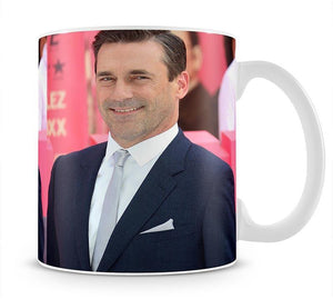 John Hamm Mad Men Mug - Canvas Art Rocks - 1