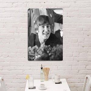 John Lennon at Foyles literary luncheon HD Metal Print