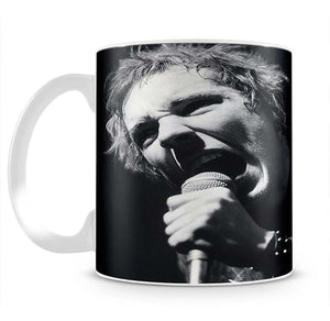 Johnny Rotten sings Mug - Canvas Art Rocks - 2