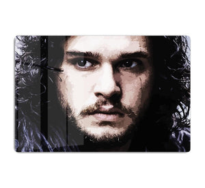 Jon Snow HD Metal Print