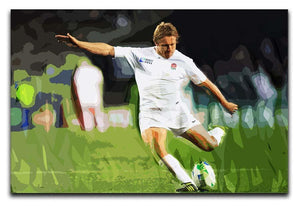 Jonny Wilkinson Canvas Print or Poster  - Canvas Art Rocks - 1