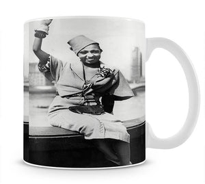 Josephine Baker in 1933 Mug - Canvas Art Rocks - 1