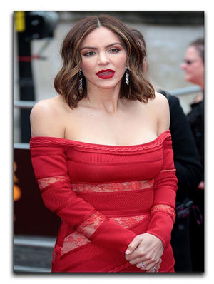 Katharine McPhee Canvas Print or Poster - Canvas Art Rocks - 1