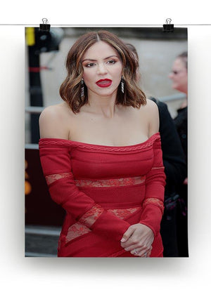 Katharine McPhee Canvas Print or Poster - Canvas Art Rocks - 2