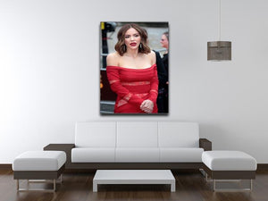 Katharine McPhee Canvas Print or Poster - Canvas Art Rocks - 4