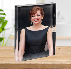 Katherine Parkinson Acrylic Block - Canvas Art Rocks - 2