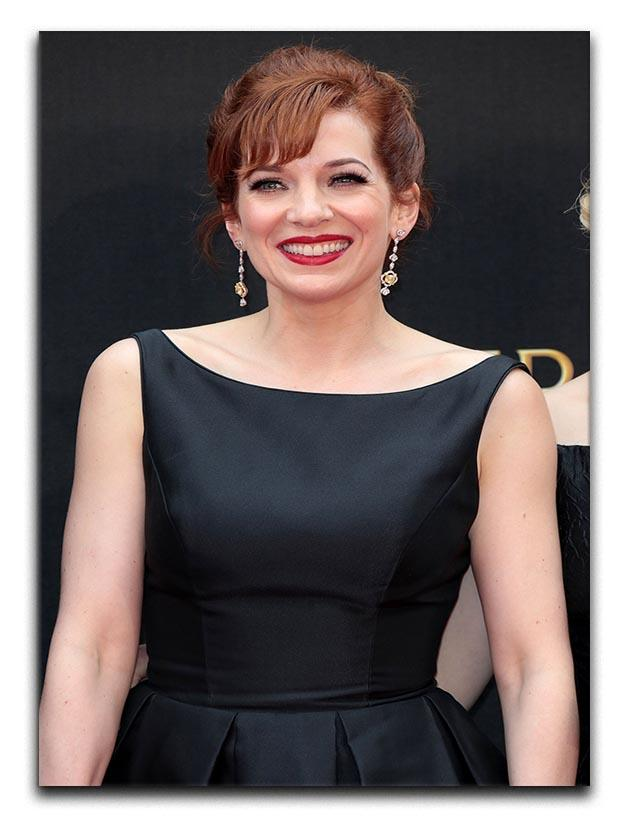 Katherine Parkinson Canvas Print or Poster