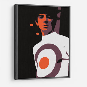 Keith Moon HD Metal Print