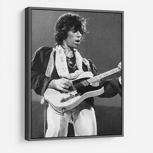 Keith Richards at Earls Court HD Metal Print