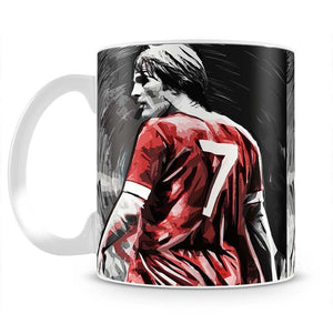 Kenny Dalglish Mug - Canvas Art Rocks - 2