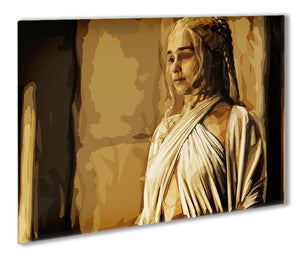 Khaleesi Outdoor Metal Print - Canvas Art Rocks - 1