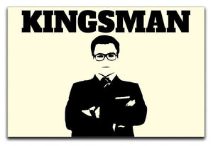 Kingsman Canvas Print or Poster  - Canvas Art Rocks - 1