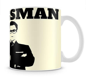 Kingsman Mug - Canvas Art Rocks - 1