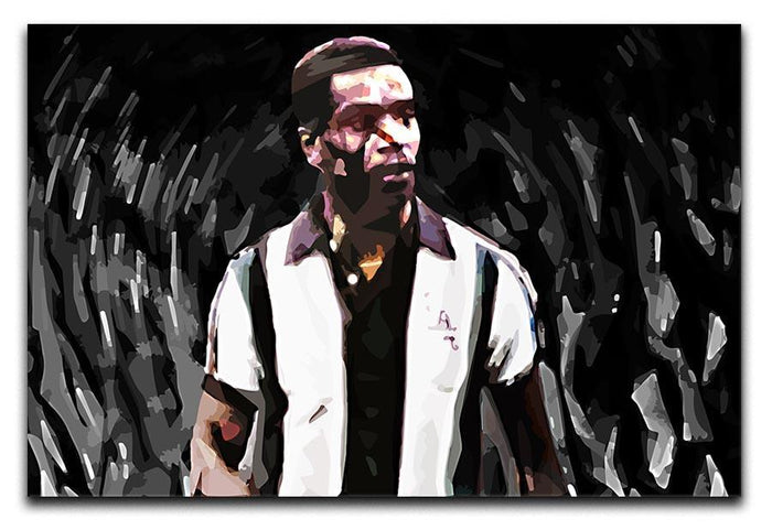 Laurie Cunningham Canvas Print or Poster