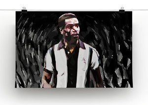 Laurie Cunningham Canvas Print or Poster - Canvas Art Rocks - 2