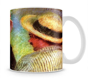 Les Canotiers by Renoir Mug - Canvas Art Rocks - 1