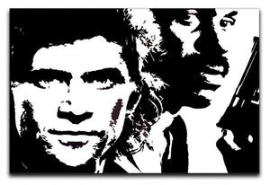 Lethal Weapon Canvas Print or Poster  - Canvas Art Rocks - 1