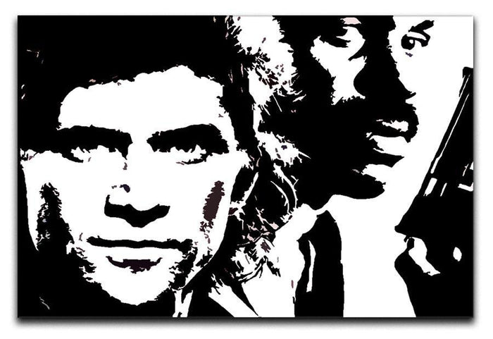 Lethal Weapon Canvas Print or Poster