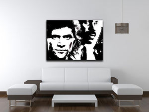 Lethal Weapon Canvas Print or Poster - Canvas Art Rocks - 4