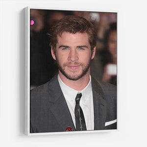 Liam Hemsworth HD Metal Print