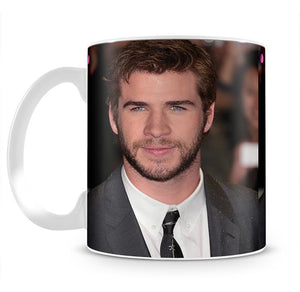 Liam Hemsworth Mug - Canvas Art Rocks - 2