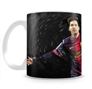 Lionel Messi Mug - Canvas Art Rocks - 2