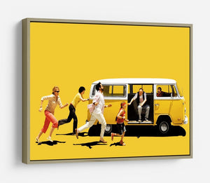 Little Miss Sunshine HD Metal Print