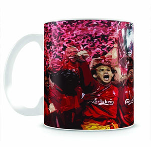 Liverpool Football Champions League In Istanbul Mug - Canvas Art Rocks - 2