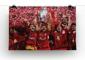 Liverpool In Istanbul Print - Canvas Art Rocks - 2