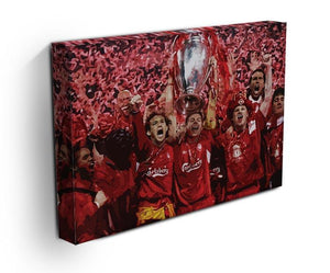 Liverpool In Istanbul Print - Canvas Art Rocks - 3