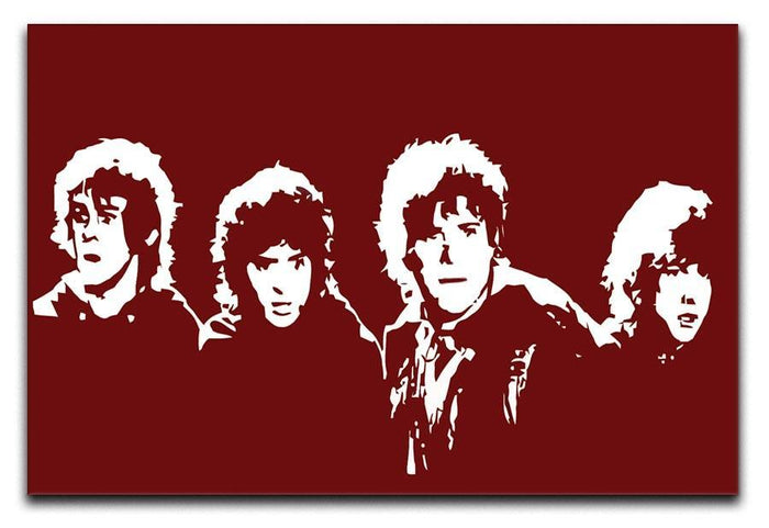 Lord of the Rings Pop Art Canvas Print or Poster