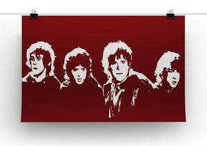 Lord of the Rings Pop Art Canvas Print or Poster - Canvas Art Rocks - 2
