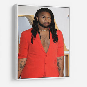 MNEK at A Star is Born UK Premiere HD Metal Print