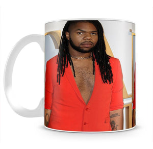 MNEK at A Star is Born UK Premiere Mug - Canvas Art Rocks - 2